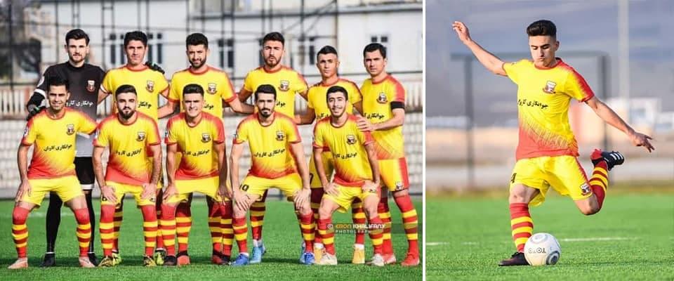 پیراهن و شورت ورزشی فوتبال والیبال لباس شورت فوتبال